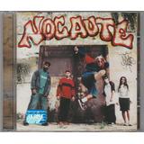 Nocaute Nocaute [cd Novo De Fabrica Lacrado]
